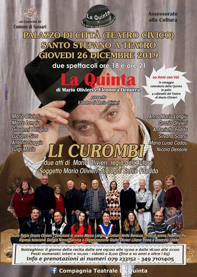 "Li Curombi"""