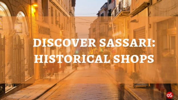 Discover the historical shops of Sassari