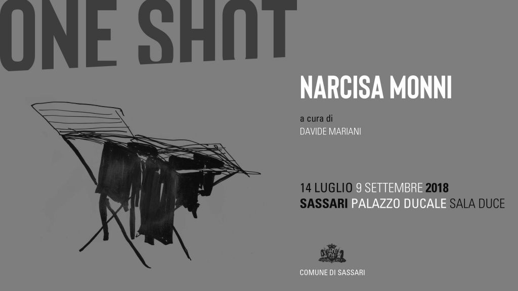 "Mostra ""Narcisa Monni. One Shot"""