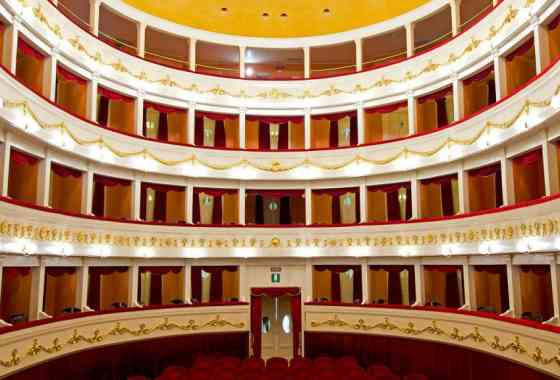 CIVIC THEATRE OF SASSARI