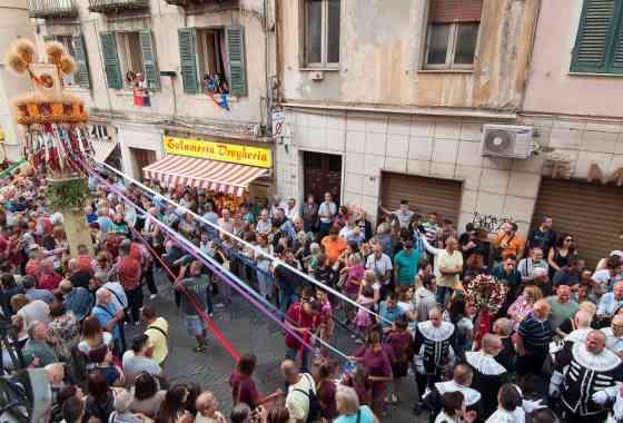 La discesa dei Candelieri: la grande festa patrimonio dell'Umanità edizione 2014